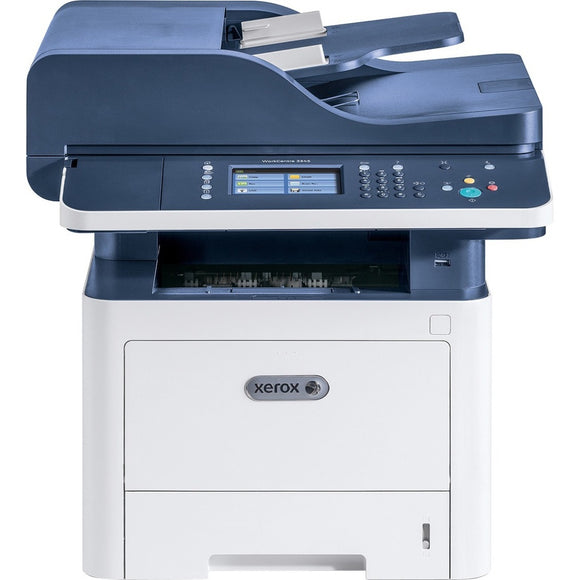 Xerox WorkCentre 3345-DNI Laser Multifunction Printer - Monochrome