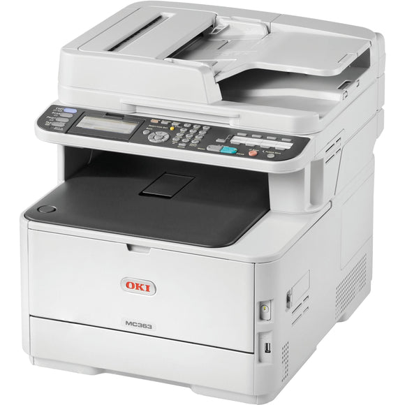 Oki MC363dn LED Multifunction Printer - Color