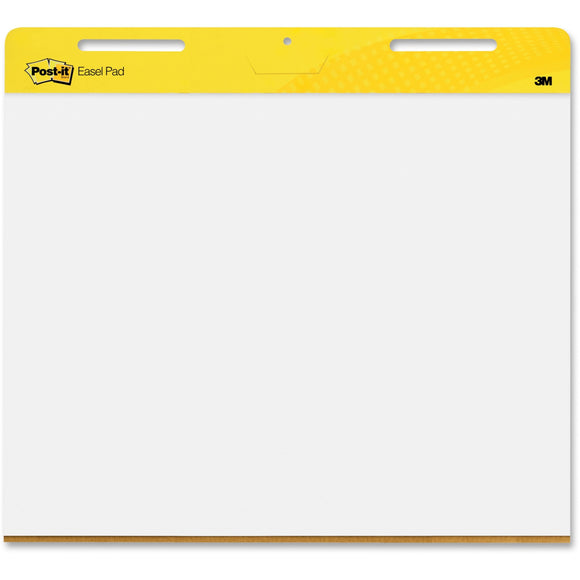 3m Mobile Interactive Solution Easel Pad, Landscape White