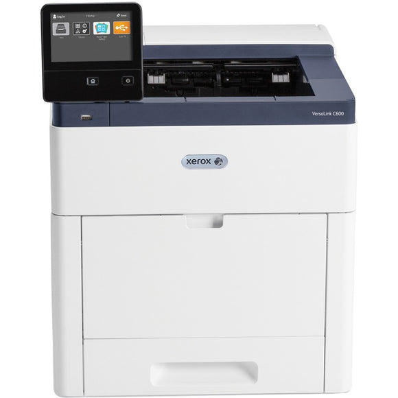 Xerox VersaLink C600V-DN LED Printer - Color - 1200 x 2400 dpi Print - Plain Paper Print - Desktop