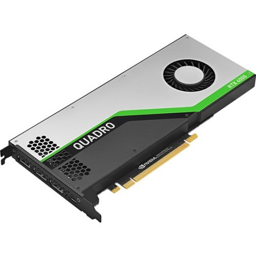PNY Quadro RTX 4000 Graphic Card - 8 GB GDDR6 - Single Slot Space Required