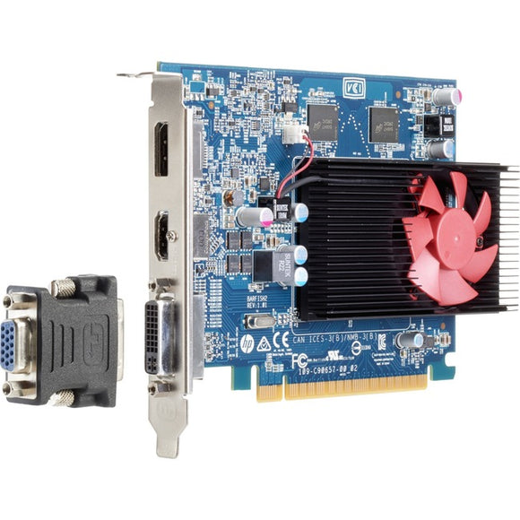 Hp Inc. Hp Amd Radeon R7-450 4gb Gpu