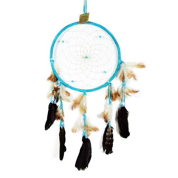 ALICE Large Blue Dreamcatcher | Elnique