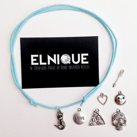 Adjustable Cord Chokers | Colour Options | Elnique