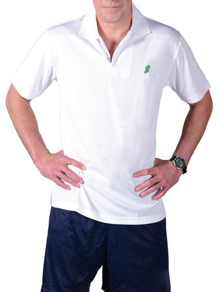 Men's White Irish Shirts by Ireland Shirt