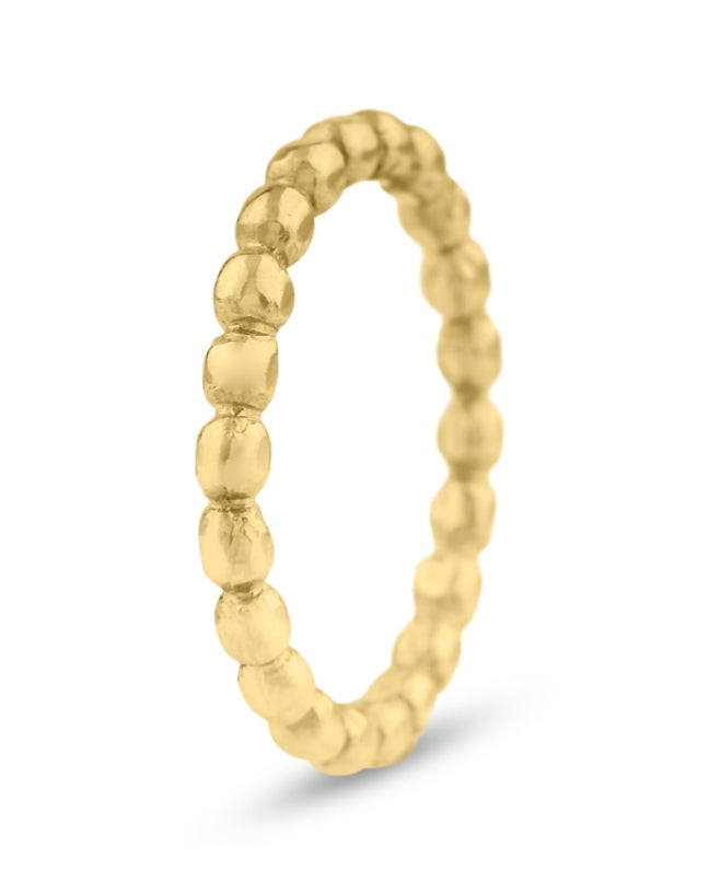 Ring IT Bolas Grandes Gold