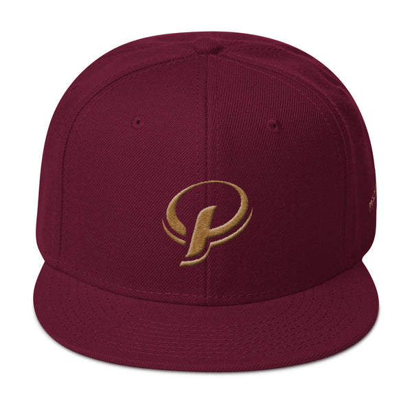 Presidential Gold Snapback Hat