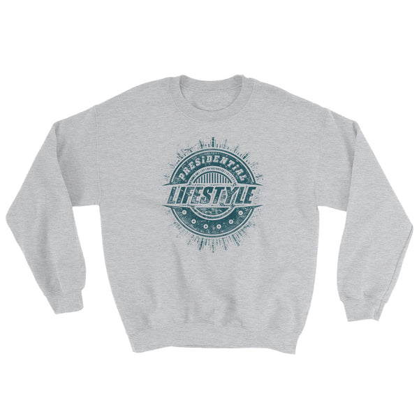 Presidential Lifestyle Blue Sweatshirt