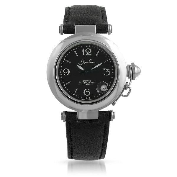 Jewelure Paris Women's Fashion Watch With Leather Band