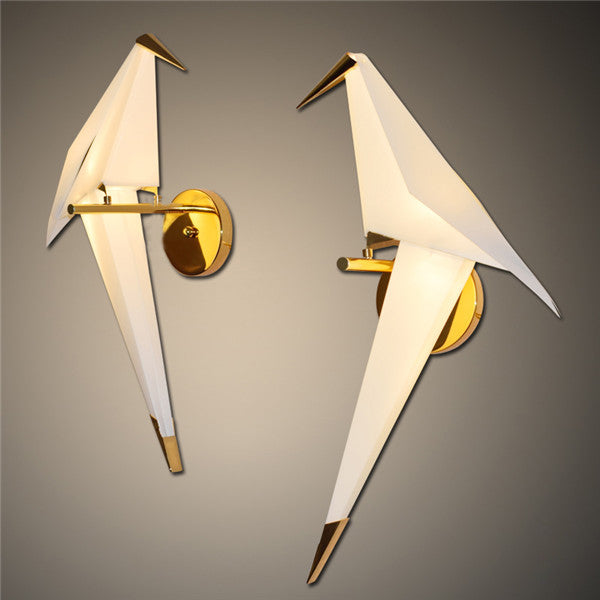 LED Paper Cranes Wall Lamp WL220 - Cheerhuzz