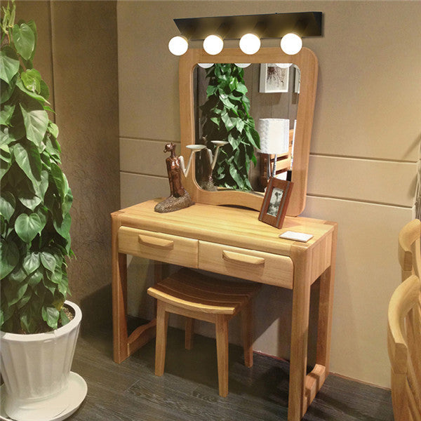Modern 3W LED Anti Fog Waterproof Mirror Front Wall Lamp WL225