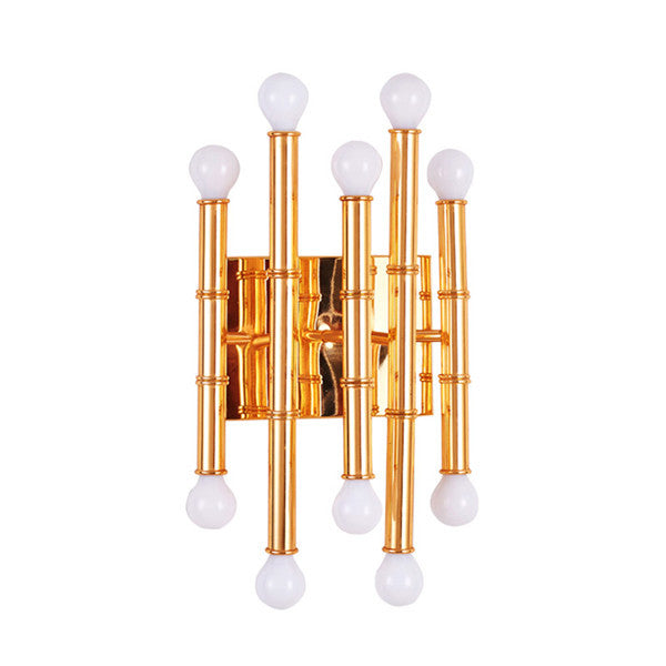 Meurice 5-Arm Wall Sconce By Jonathan Adler For Robert Abbey WL297 - Cheerhuzz
