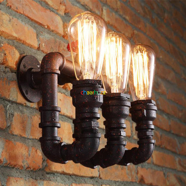 Industrial Pub Bar Wall Sconces WL180 - Cheerhuzz