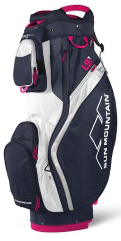 Sun Mountain 2018 Women's LS1 Cart Bag