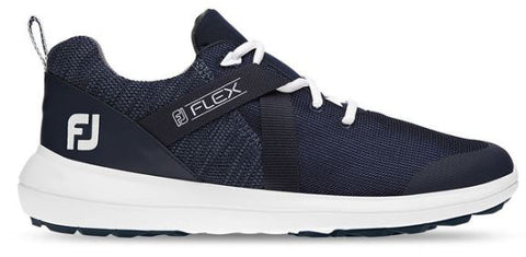 FootJoy FJ Flex Golf Shoes - Navy 56102