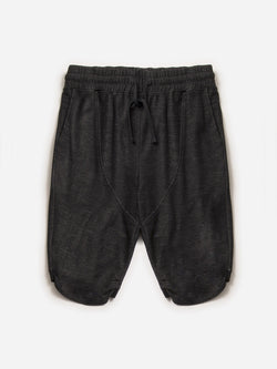 Saba Knit Jogger Shorts / Charcoal, Men's, Clothing, Apparel - Drifter Industries