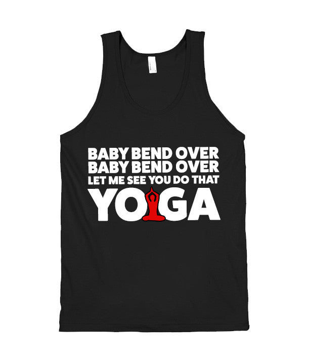 Baby Bend Over Tank