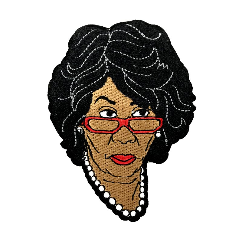 Maxine Waters Patch