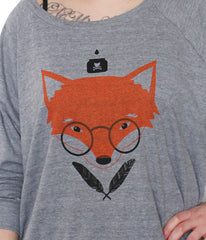 Mr. Fox Light Sweatshirt