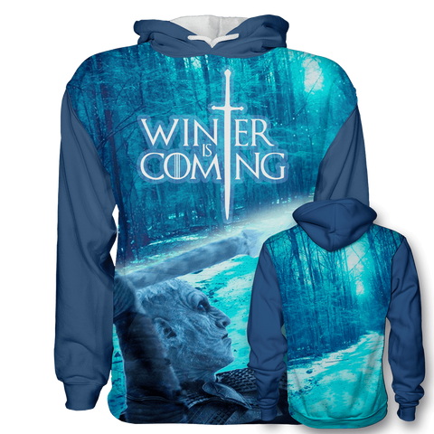 The Ice King Hoodie