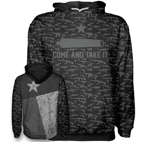 Come and Take It- TX Hoodie