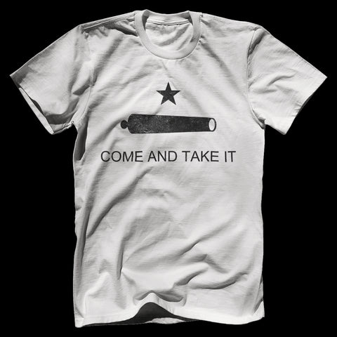 Come and Take It- Black