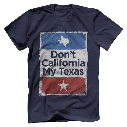 Don't California!
