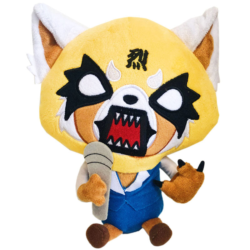 Aggretsuko Karaoke Medium Plush