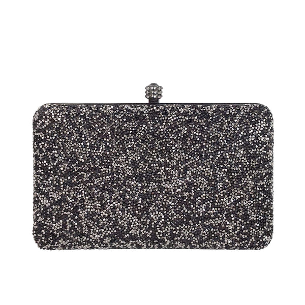 Crystal Hardcase Evening Clutch