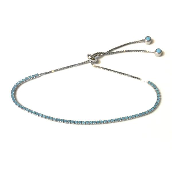 Amy Solo Row Adjustable Bracelet