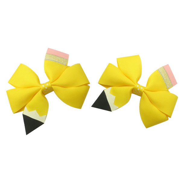 Pencil Bow Set (2 Bows in Set)