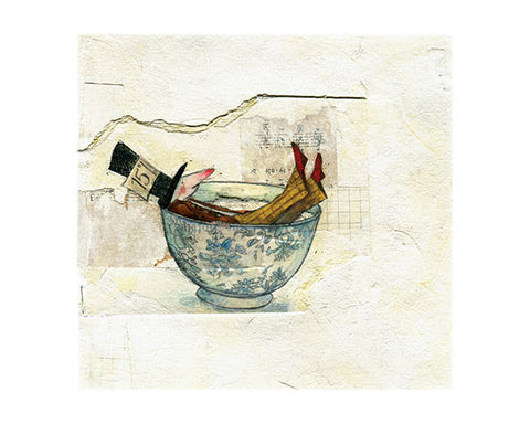 Suana Verelst - Art print - Mad Hatter in Sugar Pot - Sur ton mur - 1