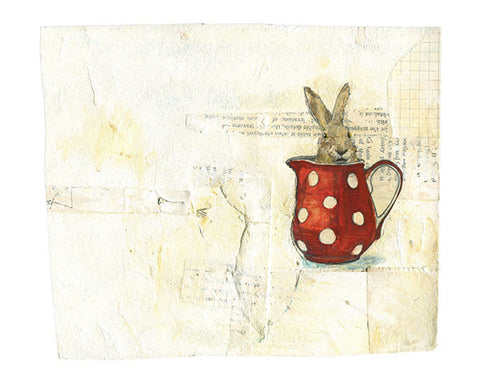 Suana Verelst - Art print - Rabbit | Alice - Sur ton mur - 1