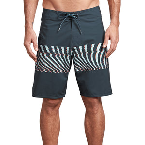 Volcom Mens Macaw Mod 20 Boardshort - Midnight Blue-Volcom-Seaside Surf Shop