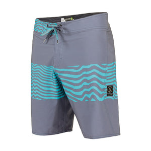 Volcom Mens Macaw Mod 20 Boardshort - Dusk/Grey-Volcom-Seaside Surf Shop