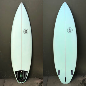 "USED Handsome Wolf Surfboards - 5'10"" G-FILE Surfboard"
