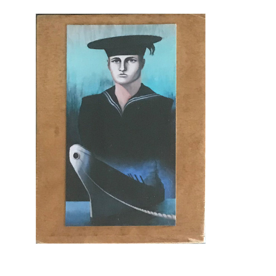 Jo Lundberg Wooden 4x6 Postcards - Sailing On
