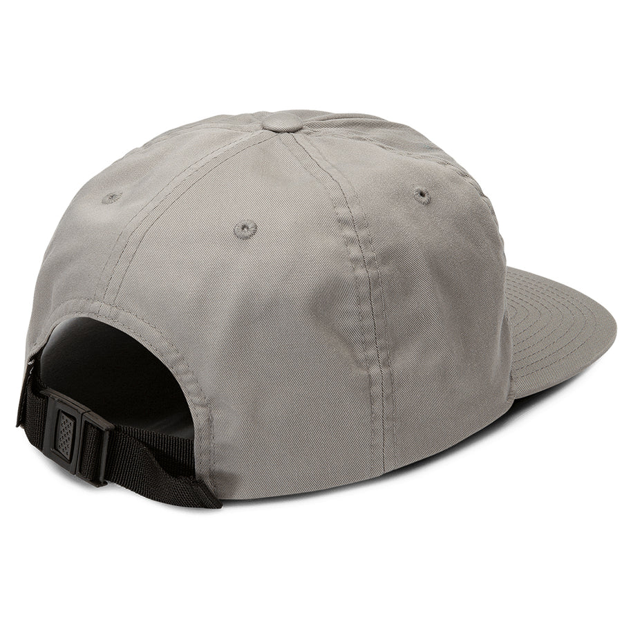 Volcom Mens Stone Cycle Cap - Gray-Volcom-Seaside Surf Shop