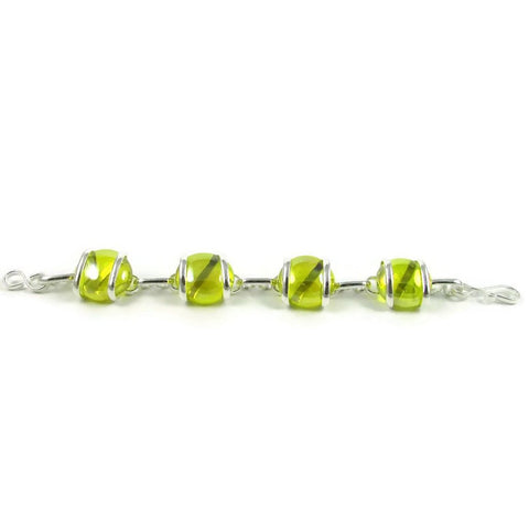 Parallel Bracelet - Crystal Yellow