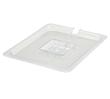 Winco SP7200C Slotted Cover for 1/2 Size Food Pan - Kentucky Restaurant Supply