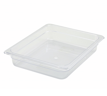 Winco SP7202 1/2 Size Food Pan - Kentucky Restaurant Supply