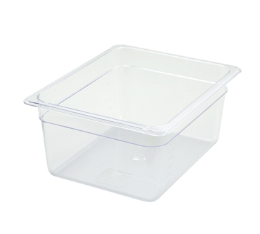"Winco SP7206 Half Size Food Pan 5-1/2"" - Kentucky Restaurant Supply"