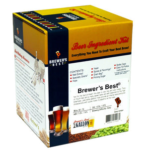 Brewer's Best Kolsch One Gallon Ingredient Kit
