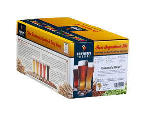 Brewer's Best Premium Imperial Nut Brown Ingredient Kit