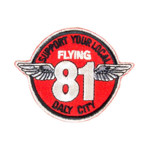 Flying 81 Support Patch