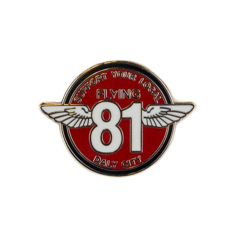 Flying 81 Support Pin