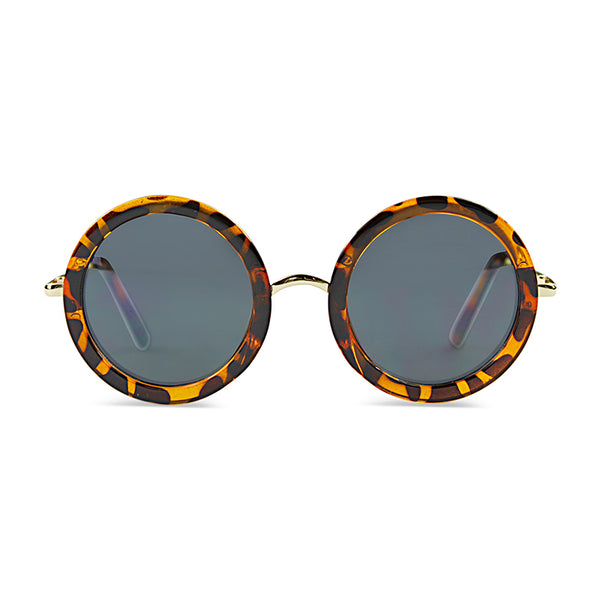 Milk & Soda Sunglasses Collette Tortoise