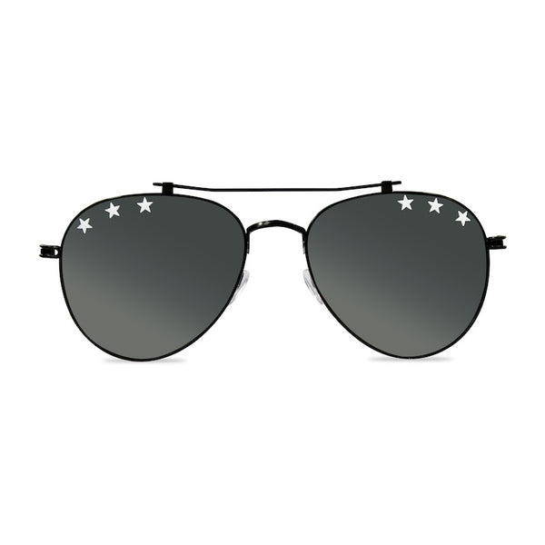 Milk & Soda Sunglasses Diego Black