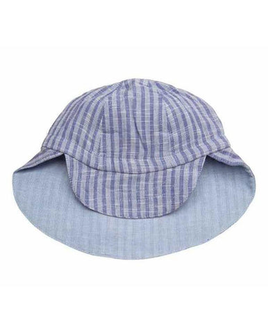 KONRAD  ASHLEY BLUE HAT