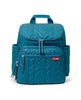 SKIP HOP CHANGING BAG NEW FORMA BACKPACK  PEACOCK